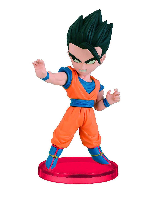 Dragon Ball Z Gotenks Standing Style Action Figure Dbz Goten Trunks Fusion Goku Super Saiyan Collection Model Toys 19cm Toys & Hobbies