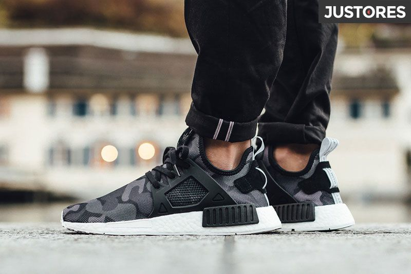 sports shoes eb6ad c6811 Adidas NMD XR1 Duck Camo women s and men s running shoes BA7231