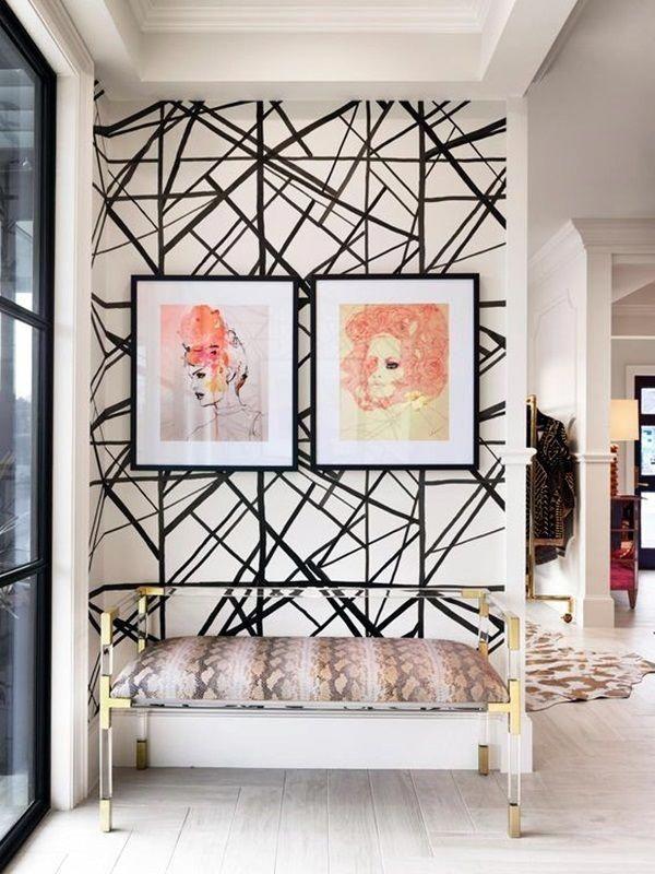 cool diy wall art ideas for blank walls traditionalbedroom best interior design websites also rh pinterest