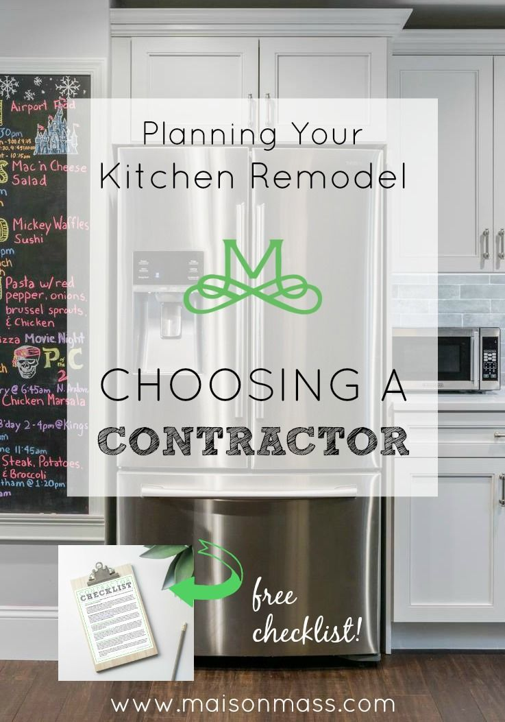 Planning a kitchen remodel or other home improvement project and ...