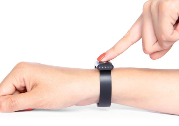 Nymi bracelet uses your heartbeat as a password
