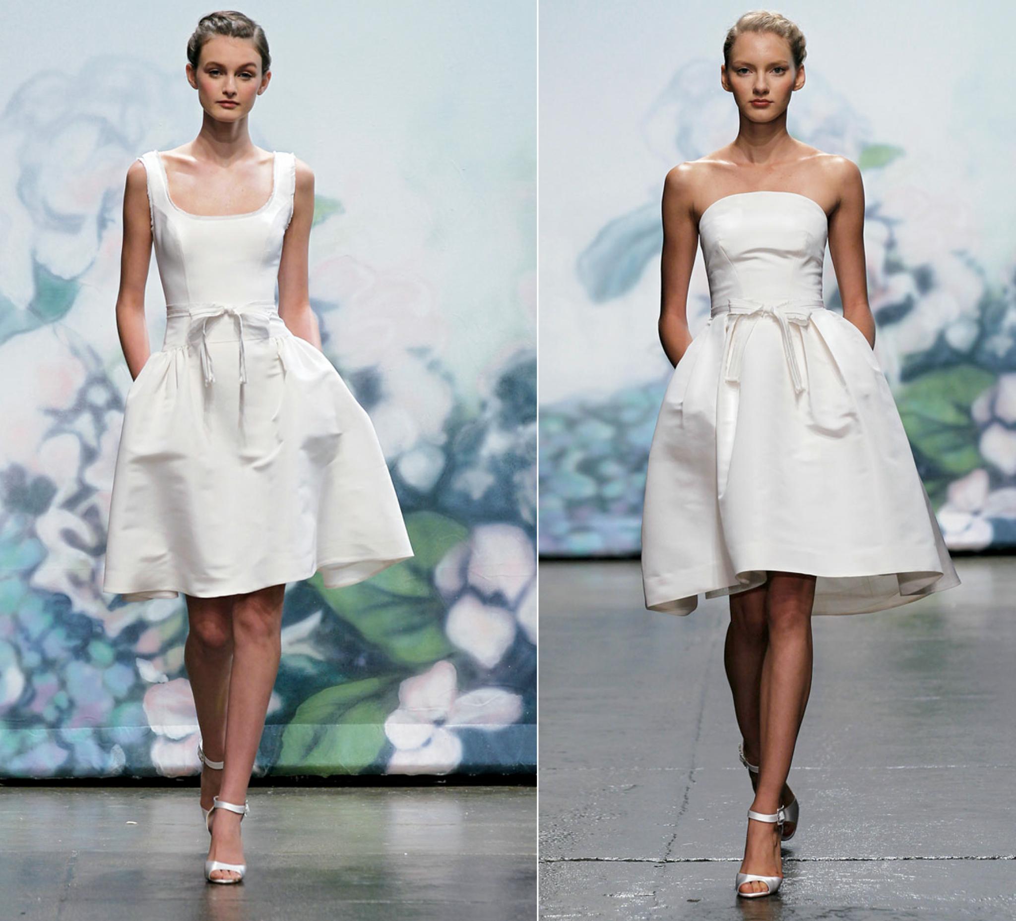 little white dress wedding - informal wedding dresses for older ...