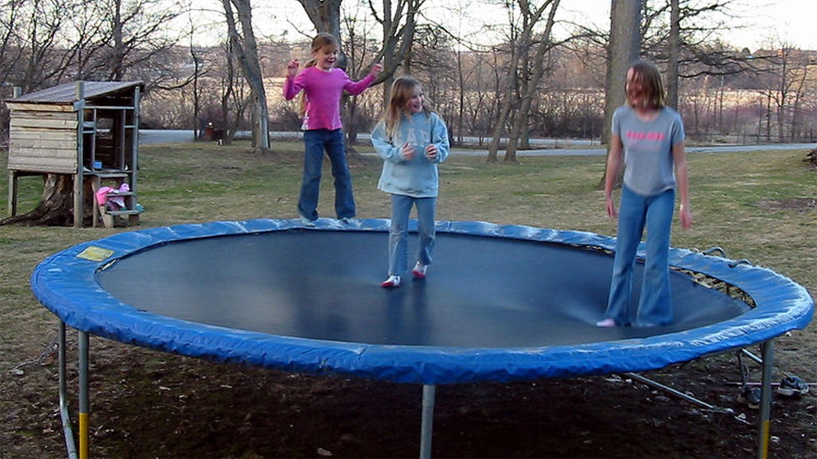 trampoline home insurance ohio
