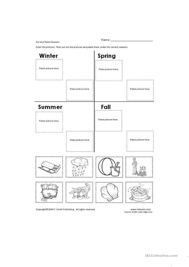 Predownload: Seasons Worksheets For Kindergarten Kindergarten Worksheets Seasons Worksheets Kindergarten Worksheets Printable [ 1079 x 763 Pixel ]