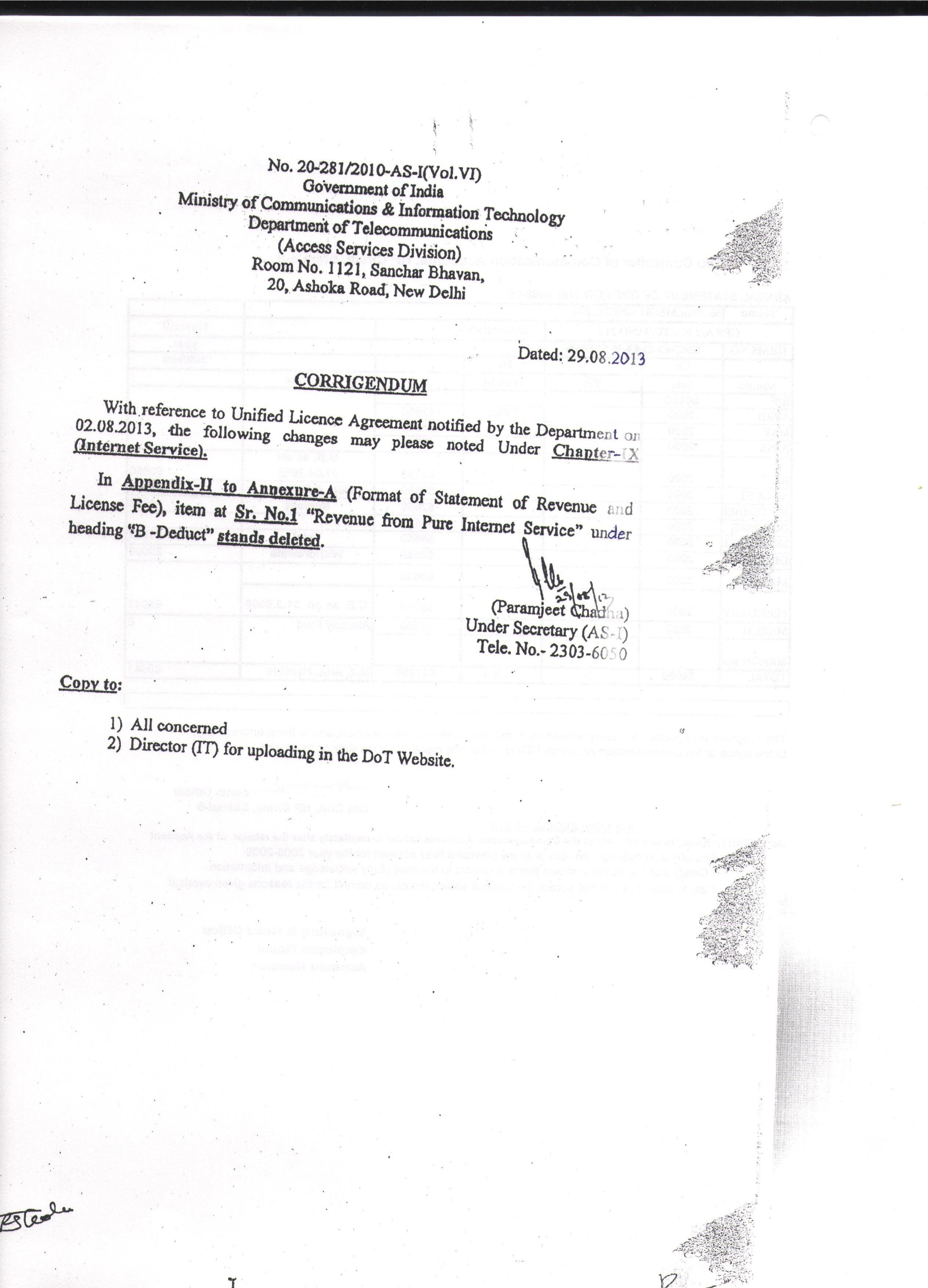 ba certificate format