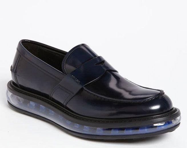 Sapato Tipo Mocassim Prada Feminino Sapatos Sapatilhas