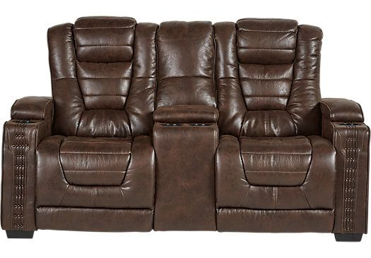 Eric Church Highway To Home Chief Brown Power Reclining