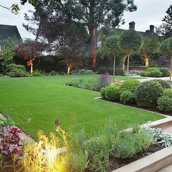 Stunning Suburban Garden Hampstead   Garden Designs   Pinterest ...