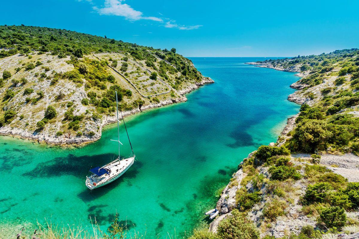 Trogir Reiseführer Dalmatien, Kroatien Lili Nova Ꭵ