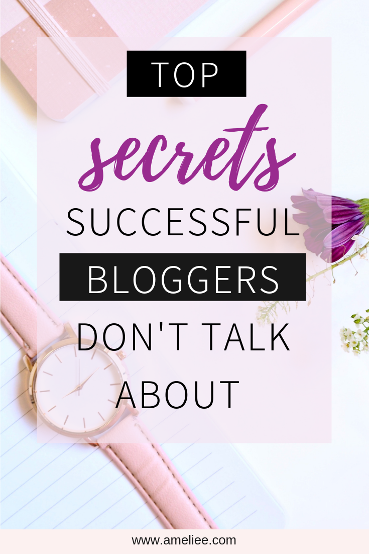 What makes successful bloggers so successful? There are a list of things that they do on daily basis that they don't disclose to the public. If you want to be like them, make sure you check out this article! #articlesblog