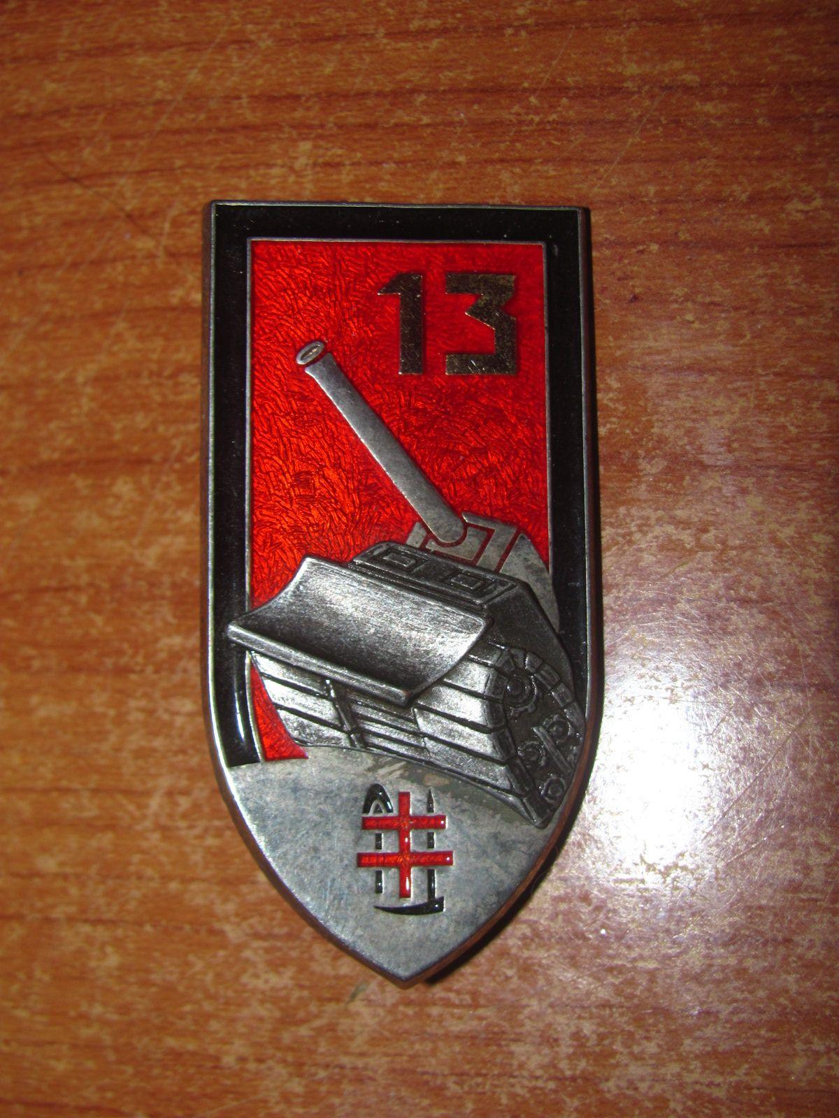 treizième régiment du génie