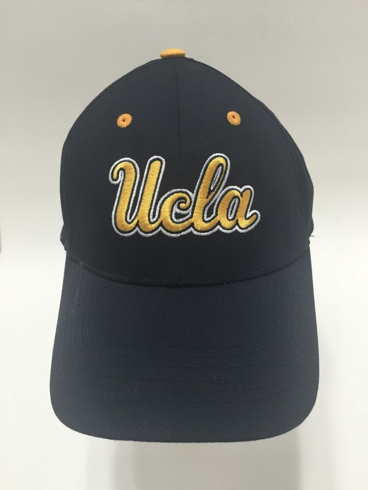 best website 9d242 035d2 ... closeout ucla bruins blue yellow embroidered stitched adjustable hat cap  college team ebay e3bd0 63e4b