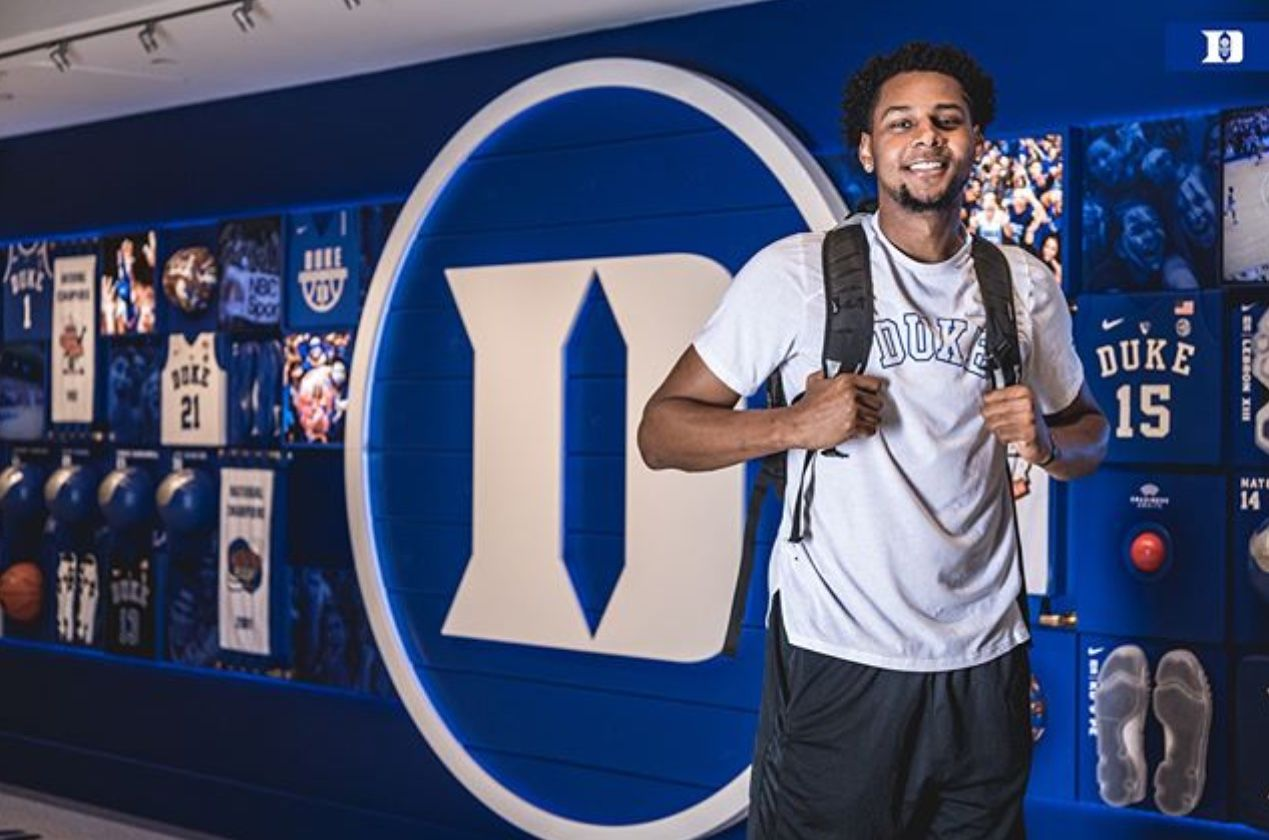 Marques Bolden Duke basketball, Duke blue devils