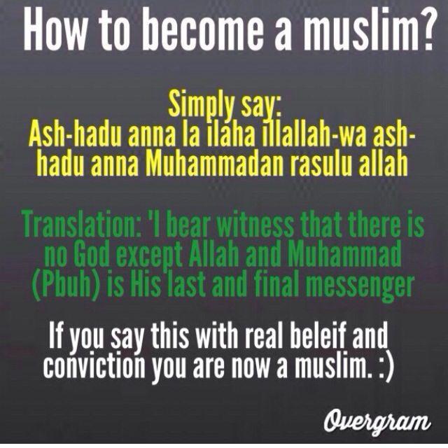 how to become muslim xddddd