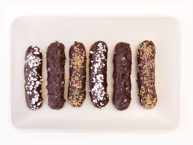 Eclairs chocolate
