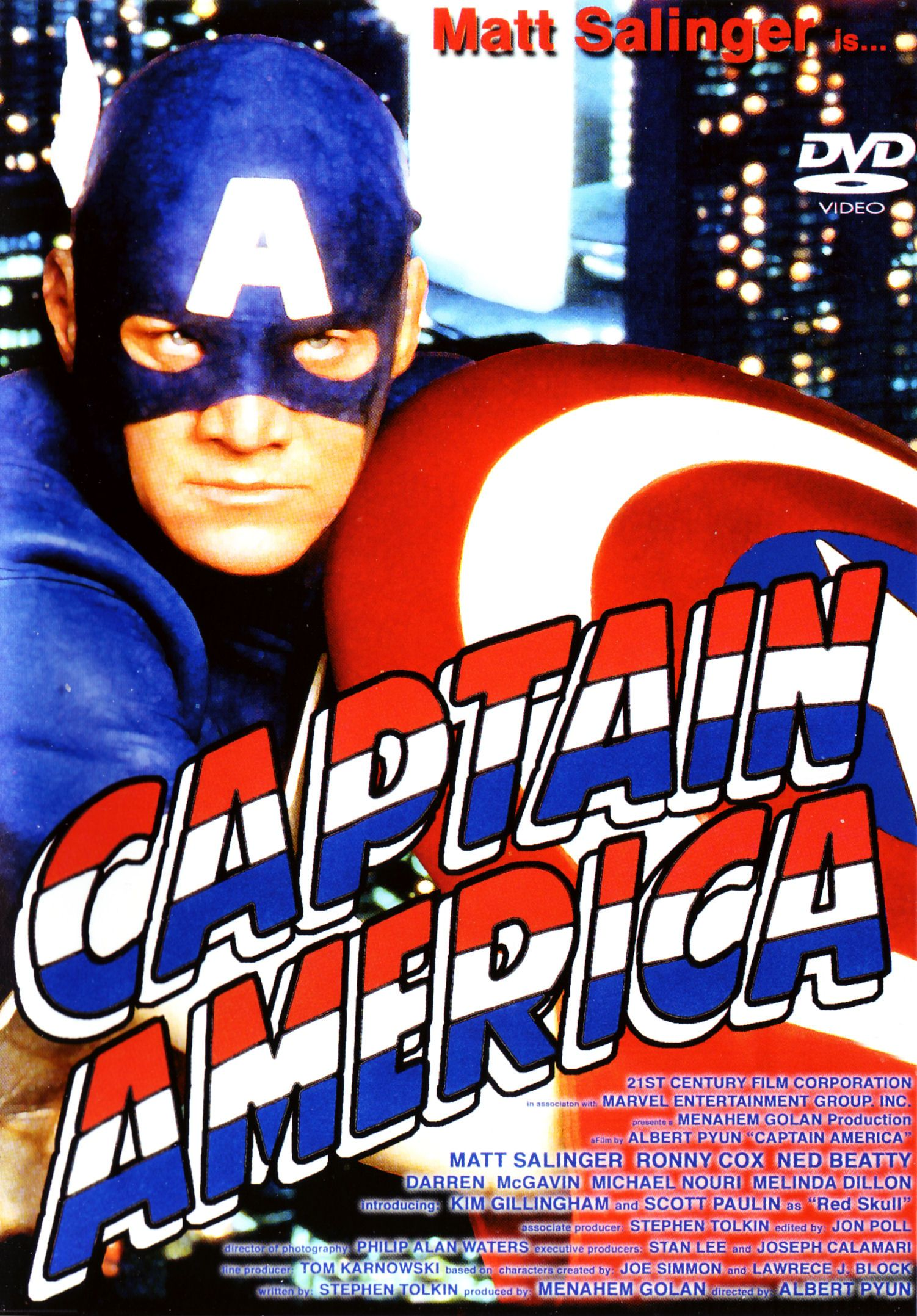 Captain America (1990) Why is this on my funny board