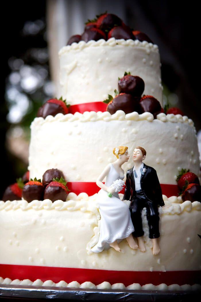 Dieses Tortenfigur Brautpaar Ist Nicht Kitschig Sondern Richtig