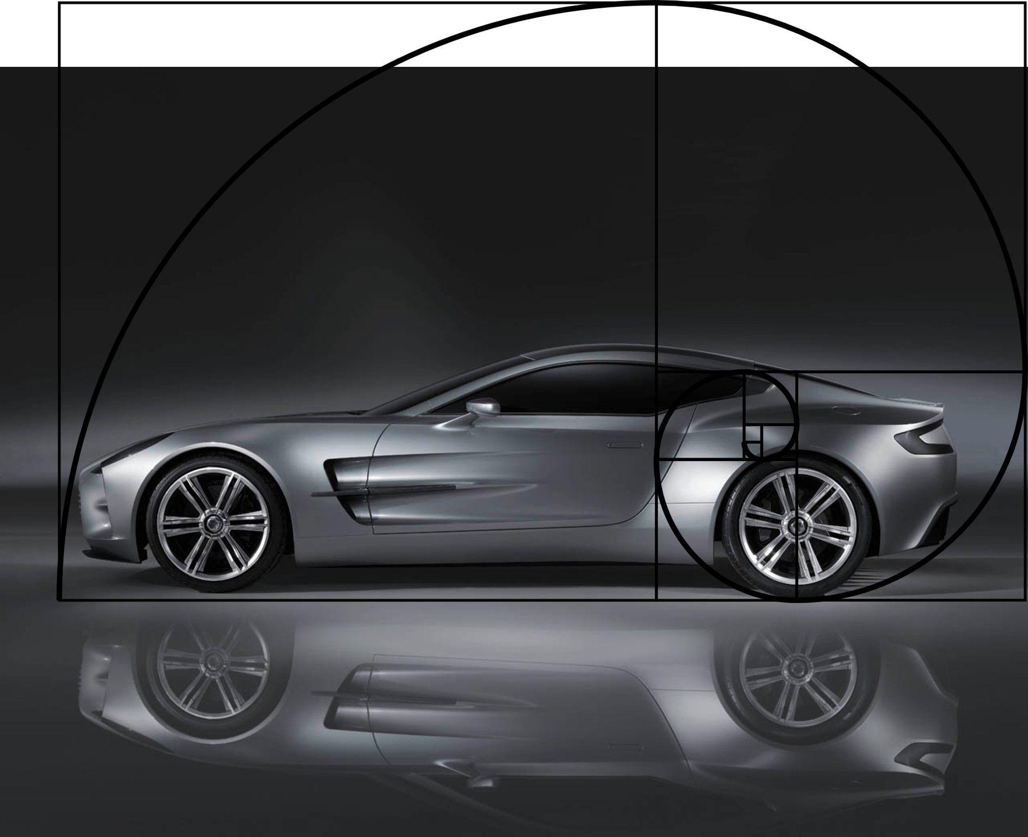 Is The Golden Ratio The Secret Sports Car Car Car Car