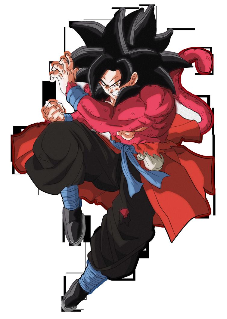Goku Xeno Ssj4 By Andrewdb13 On Deviantart Anime Dragon Ball Super Dragon Ball Super Manga Dragon Ball Goku