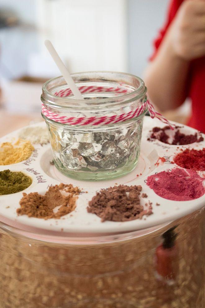 Check out this gorgeous DIY Nail Polish Bar! | Diy nail polish, Bar ...