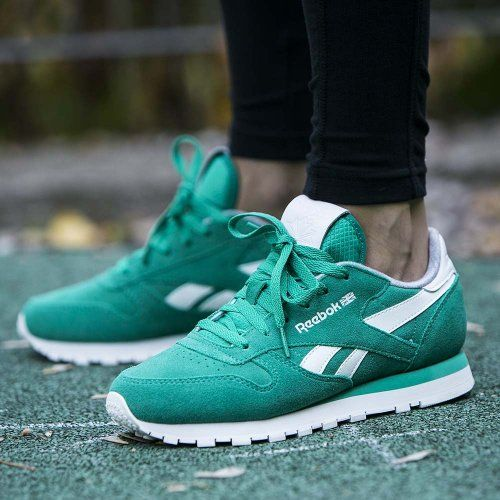 Buty Reebok Classic Leather Suede