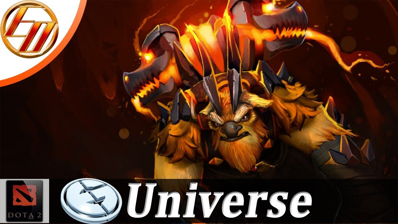 Solo Offlane Earthshaker by Universe  Carry Build   Est Dota
