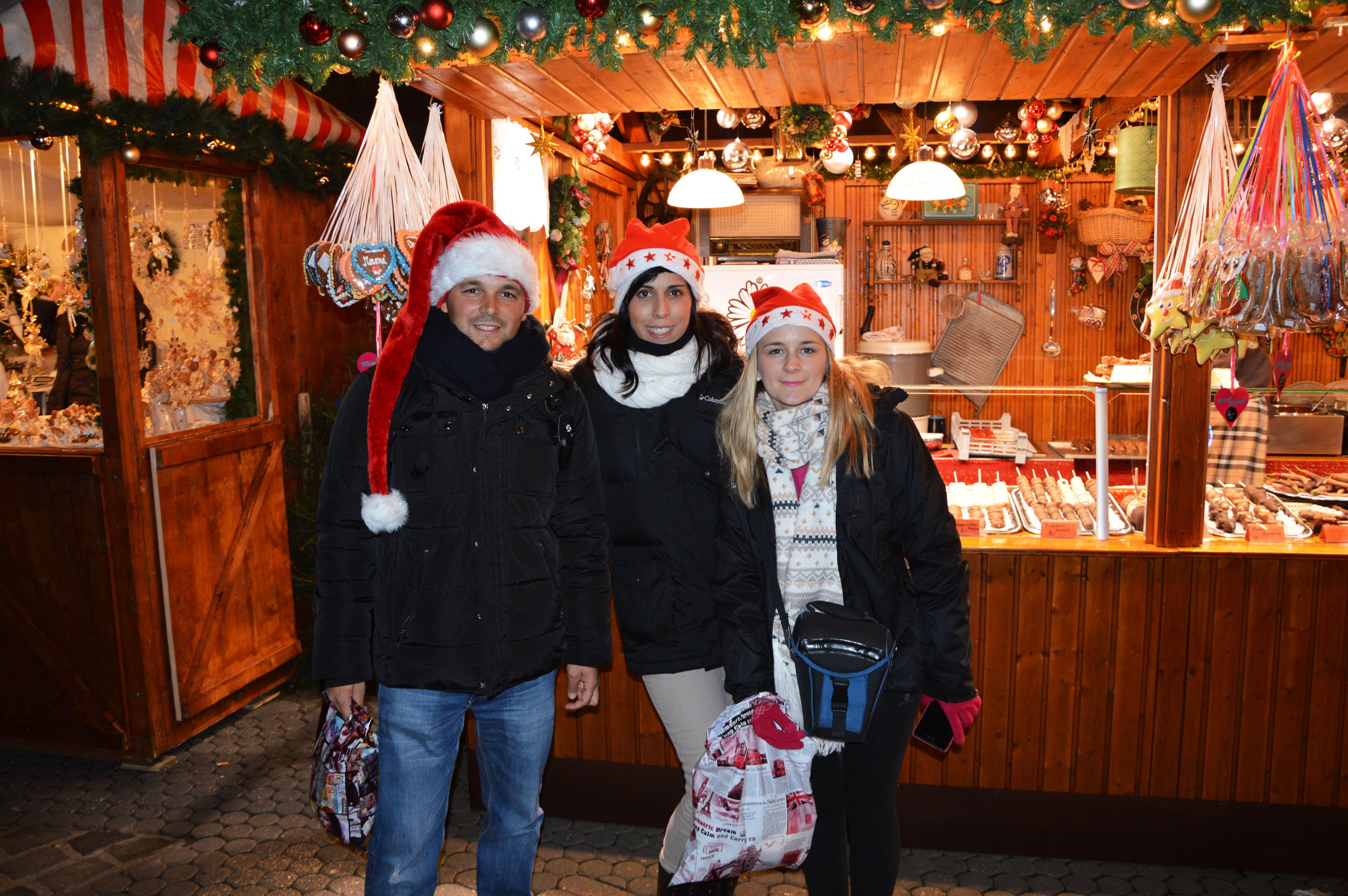 Mercado navidad Núremberg