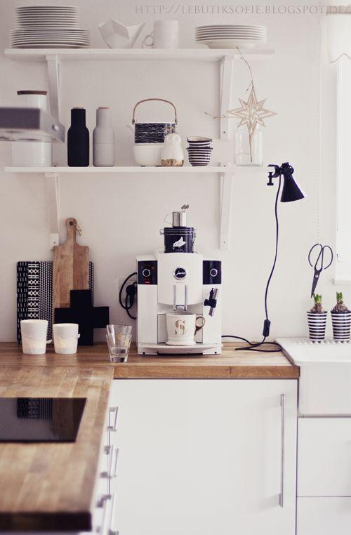 Heute gibt es zur Abwechslung nochmal Bilder aus unserer Küche - bilder in der küche
