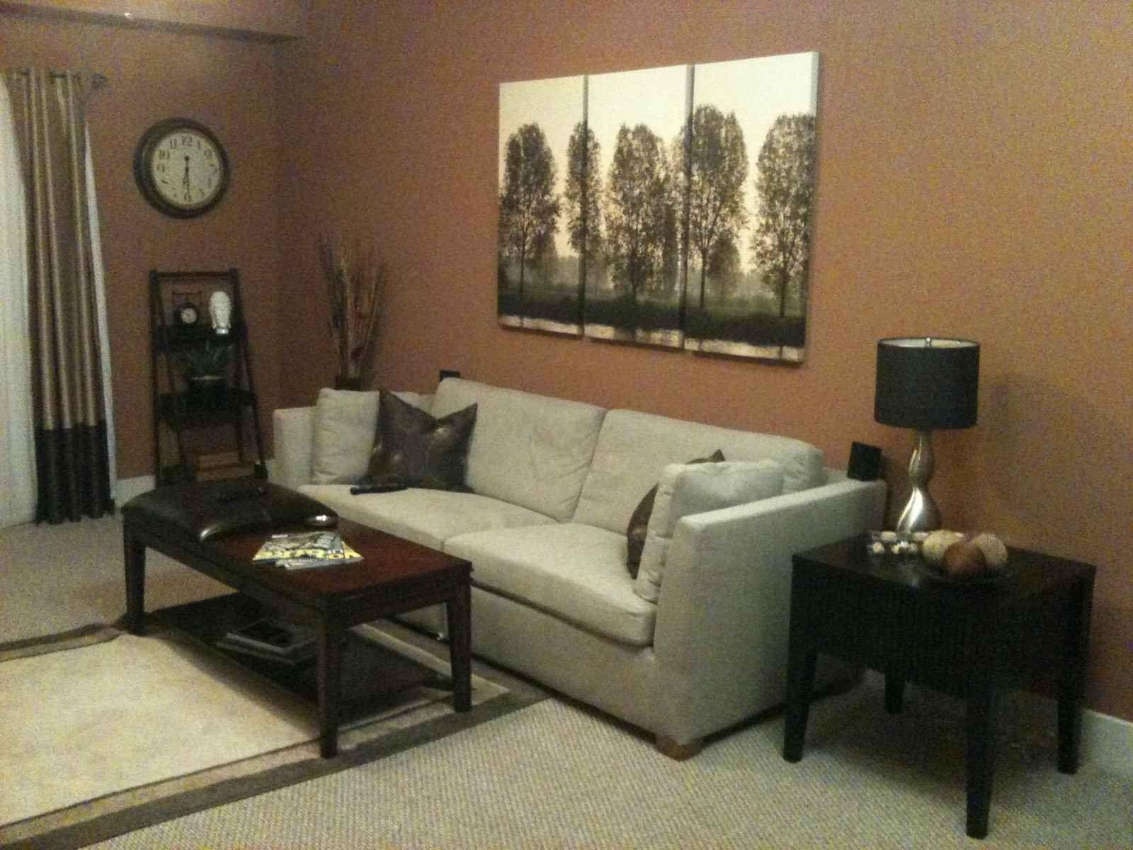 Warm Living Room Paint Colors Paint Color Scheme For Living Room Warm Colors Modern In 2020 Paint Colors For Living Room Trendy Living Rooms Brown Living Room #warm #color #scheme #for #living #room