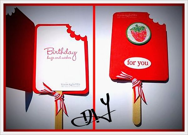 30 Cool Handmade Card Ideas For Birthday Christmas and other – Cool Birthday Card Ideas