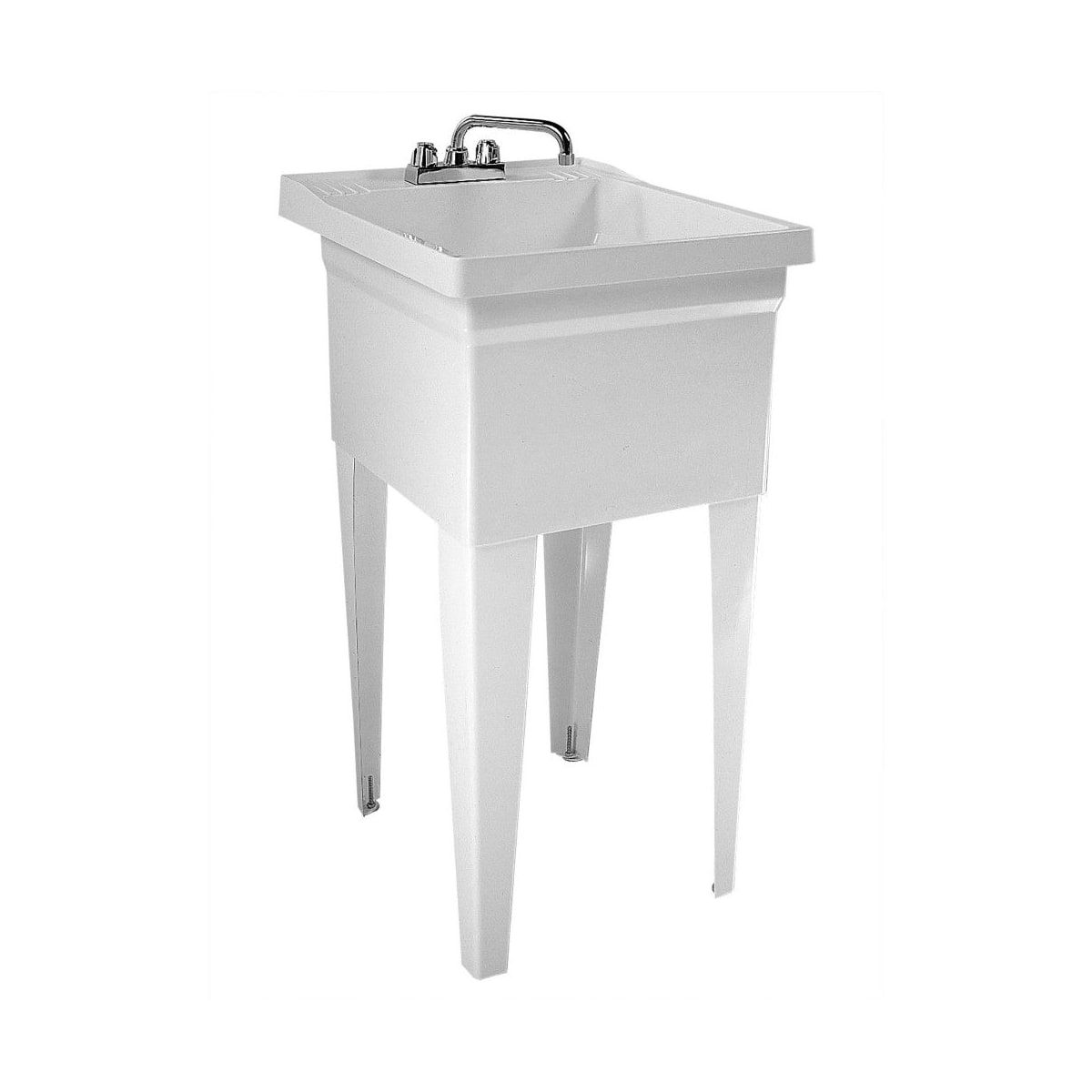 American Standard Fl7 Build Com Utility Sink American