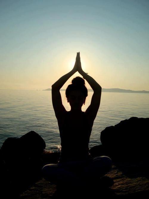 OMMM.. Yoga ♡