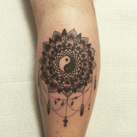 Yin and yang mandala google search tattoo ideas for Yin yang meaning tattoo