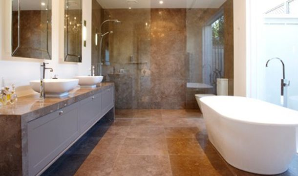 Bathroom Inspiration bathroom inspiration | classic style bathroom in brighton - vic