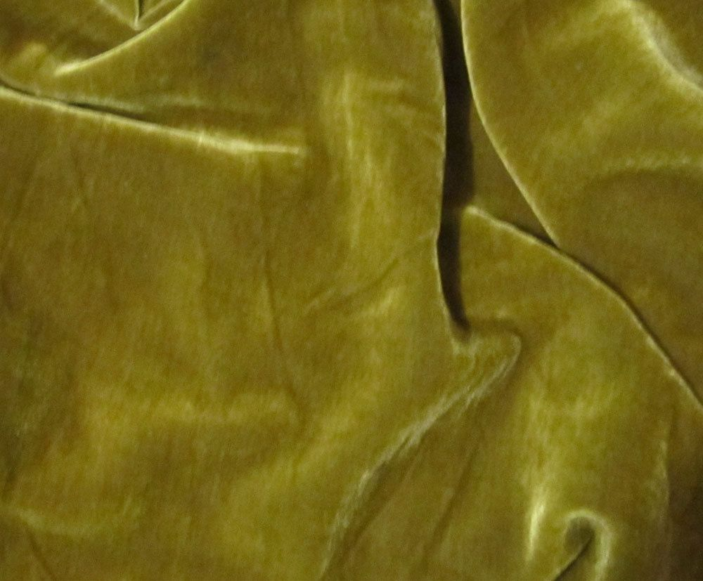 Silk Velvet Gold
