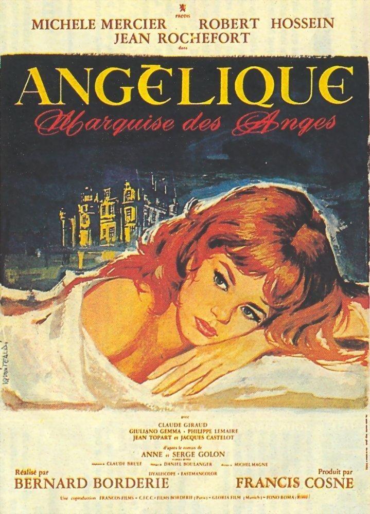 Angelique marquise des anges film 1964 Fan de Cinéma