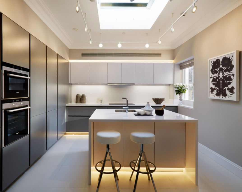 того, фото красивых кухонь современного стиля время ночные
