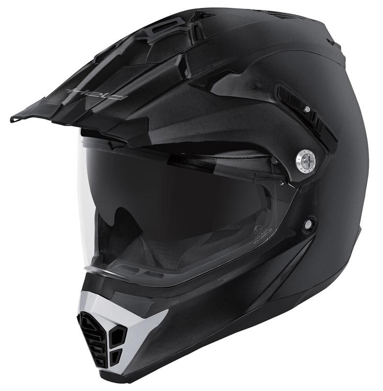 ccd65daa Held Alcatar Motocross Helmet | Motorcycle helmets | Helmet, Black ...
