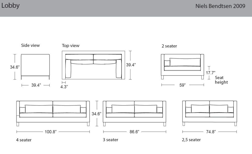 Gentil Nice Standard Sofa Length , Elegant Standard Sofa Length 34 For Your Living  Room Sofa Ideas