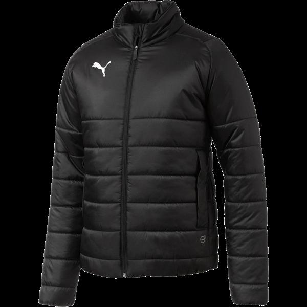PUMA Liga Padded Jacket black 2xl in 2020 | Padded jacket