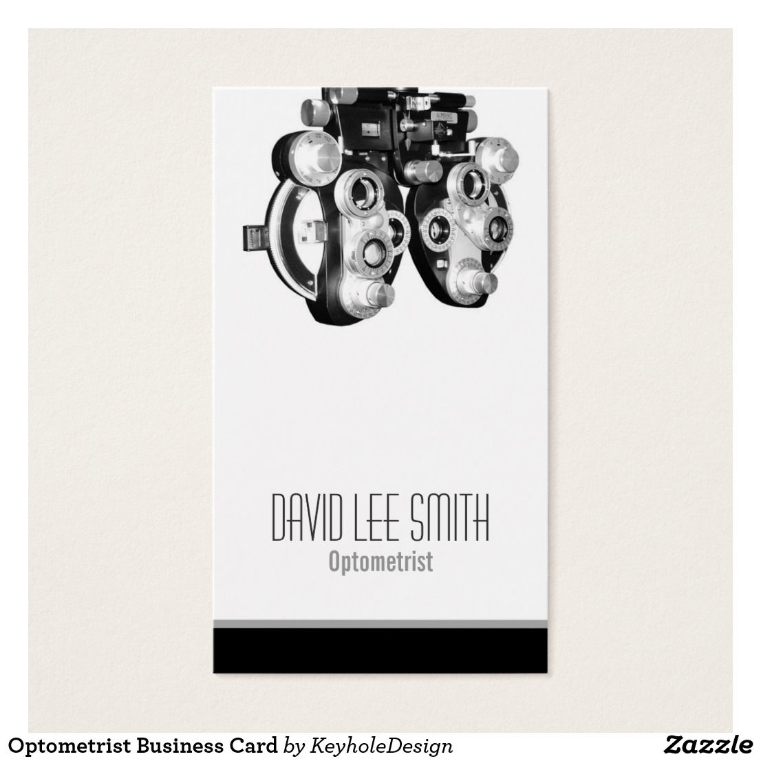 Optometrist Business Card | Business