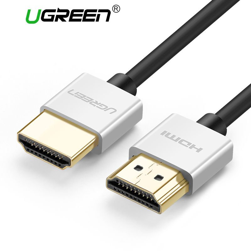 Ugreen Metal Hdmi Cable 2 0 High Speed Hdmi To Hdmi Cable Connector 0 5m 1m 1 5m Hdmi 2 0 4k 1080p 3d For Ps3 Projector Apple Tv Hdmi Cables Hdmi Apple Tv