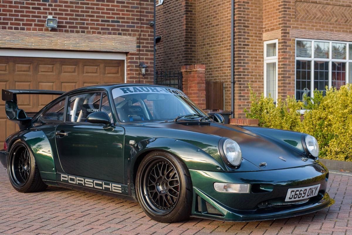 1989 Porsche 964 C2 Rwb Type Spec Avec Images