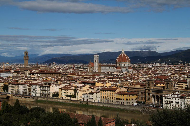 Autumn in Florence