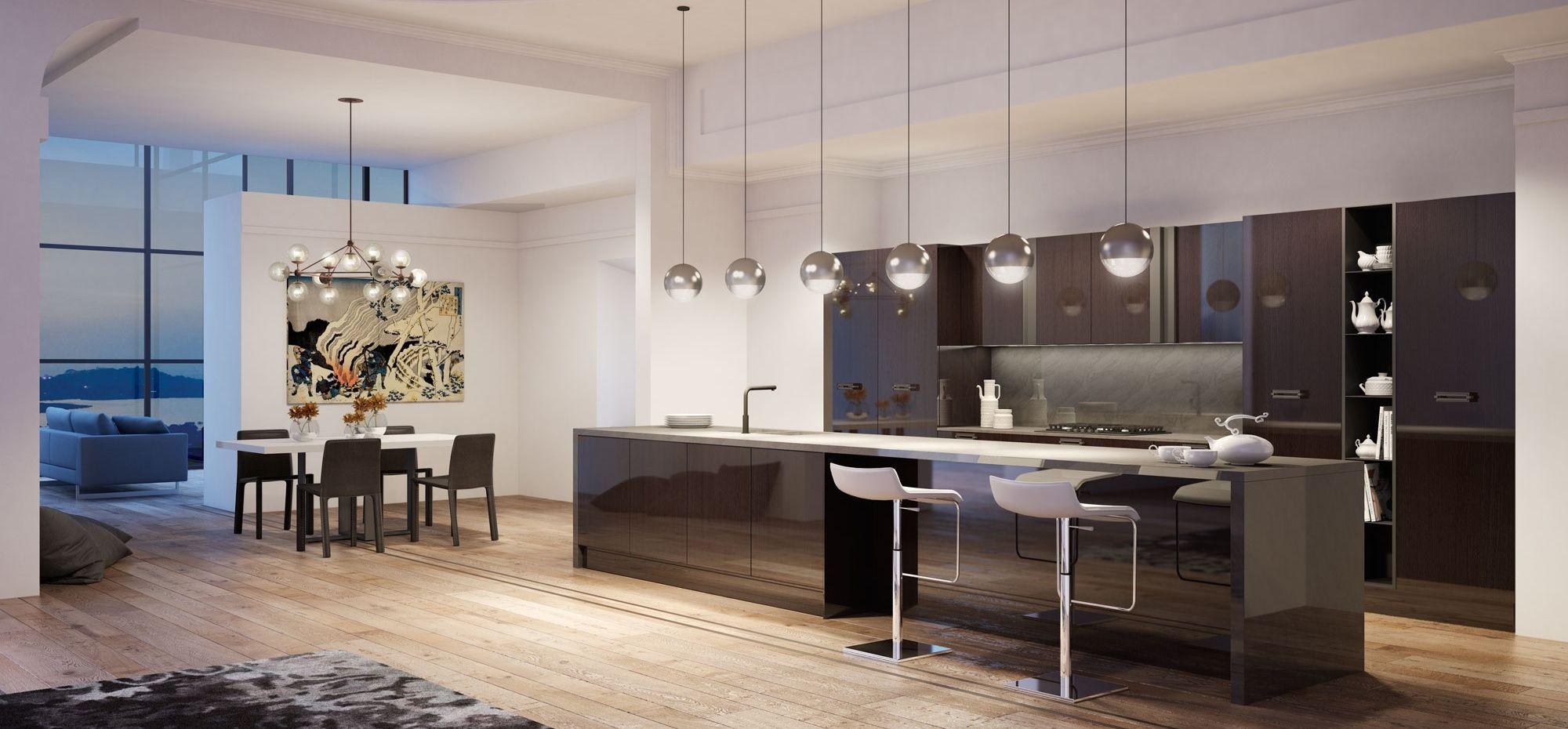 Soho • Cucine moderne by Berloni | Кухни | Pinterest