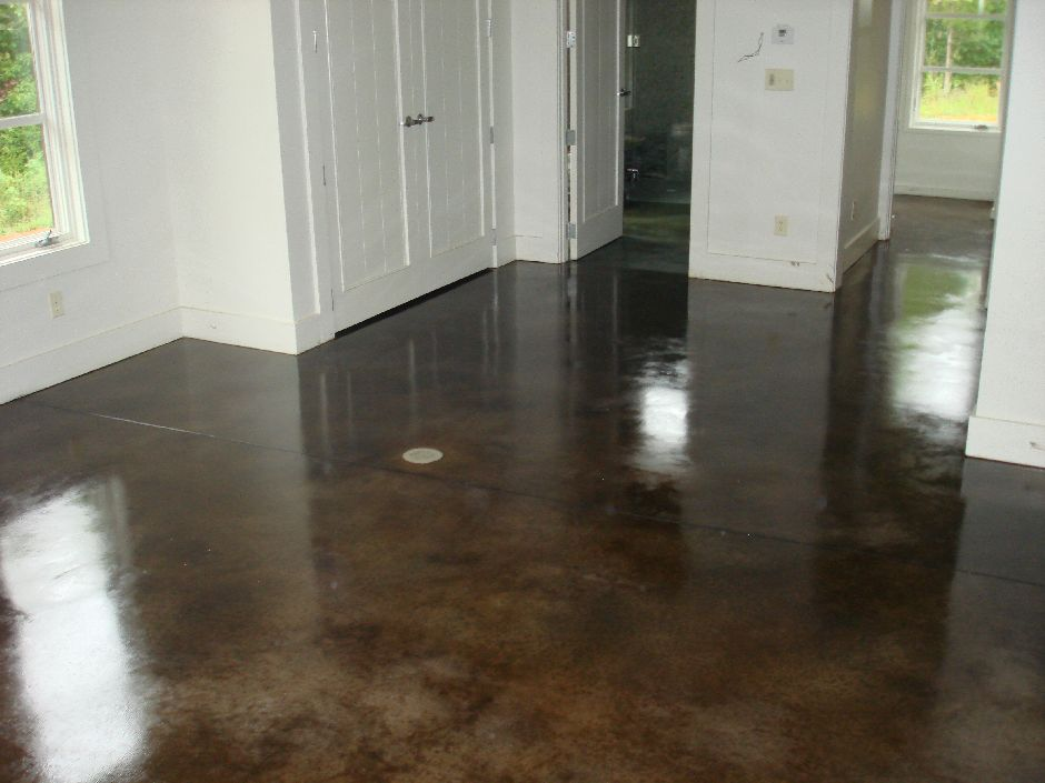 The Shatterely Acid Stain and Epoxy Floor Finish | For the ...