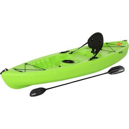 Bkc Tk181 12 5 Tandem Sit On Top Kayak W 2 Soft Padded Seats Paddles 7 Rod Holders Included 2 Person Kayak Best Fishing Kayak Fishing Kayak Reviews 2 Person Fishing Kayak