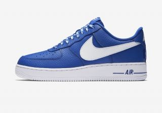 quality design 027eb 75d71 Nike Air Force 1 Low NBA Pack Blue   Sneakers white   Nike air force ...