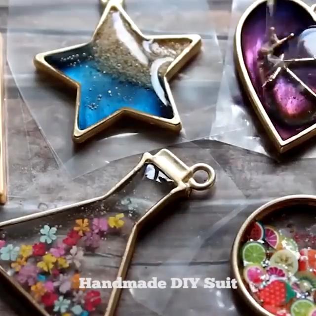 Photo of DIY Crystal Glue Jewelry Mold 229 Pcs Set ⭐⭐⭐⭐⭐ – New Ideas