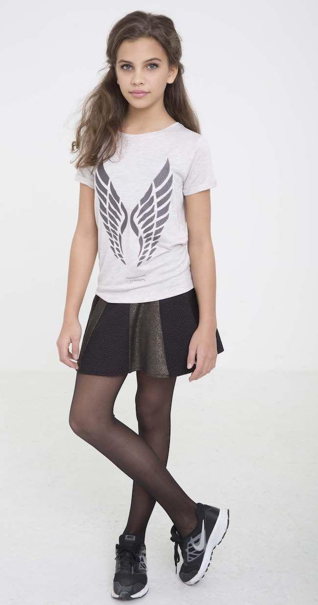 Ropa para adolescentes modernas frankie and liberty j pinterest roupas - Monalisa moda infantil ...